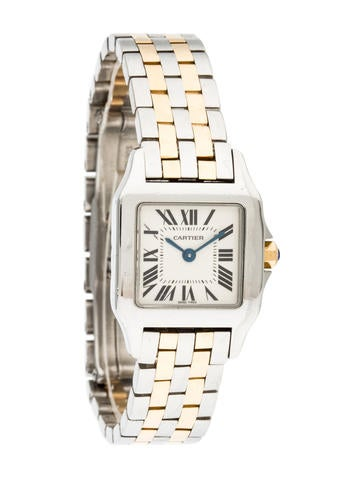 Cartier Santos Demoiselle Watch