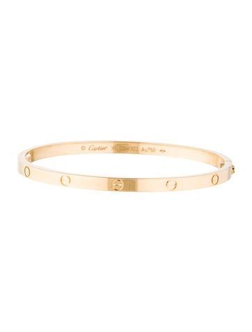 Cartier Small LOVE Bracelet