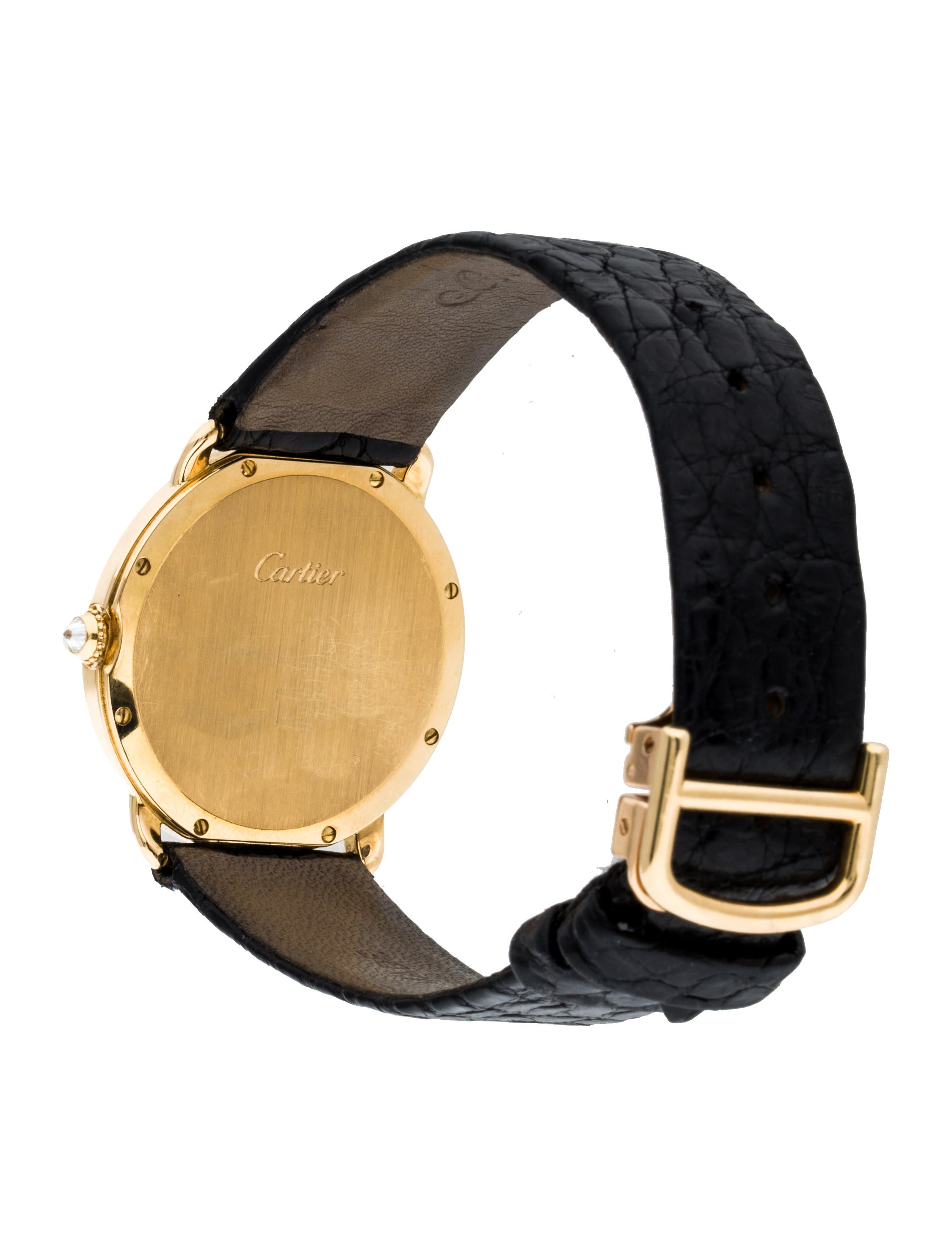 Cartier Ronde Louis Cartier Watch - Strap