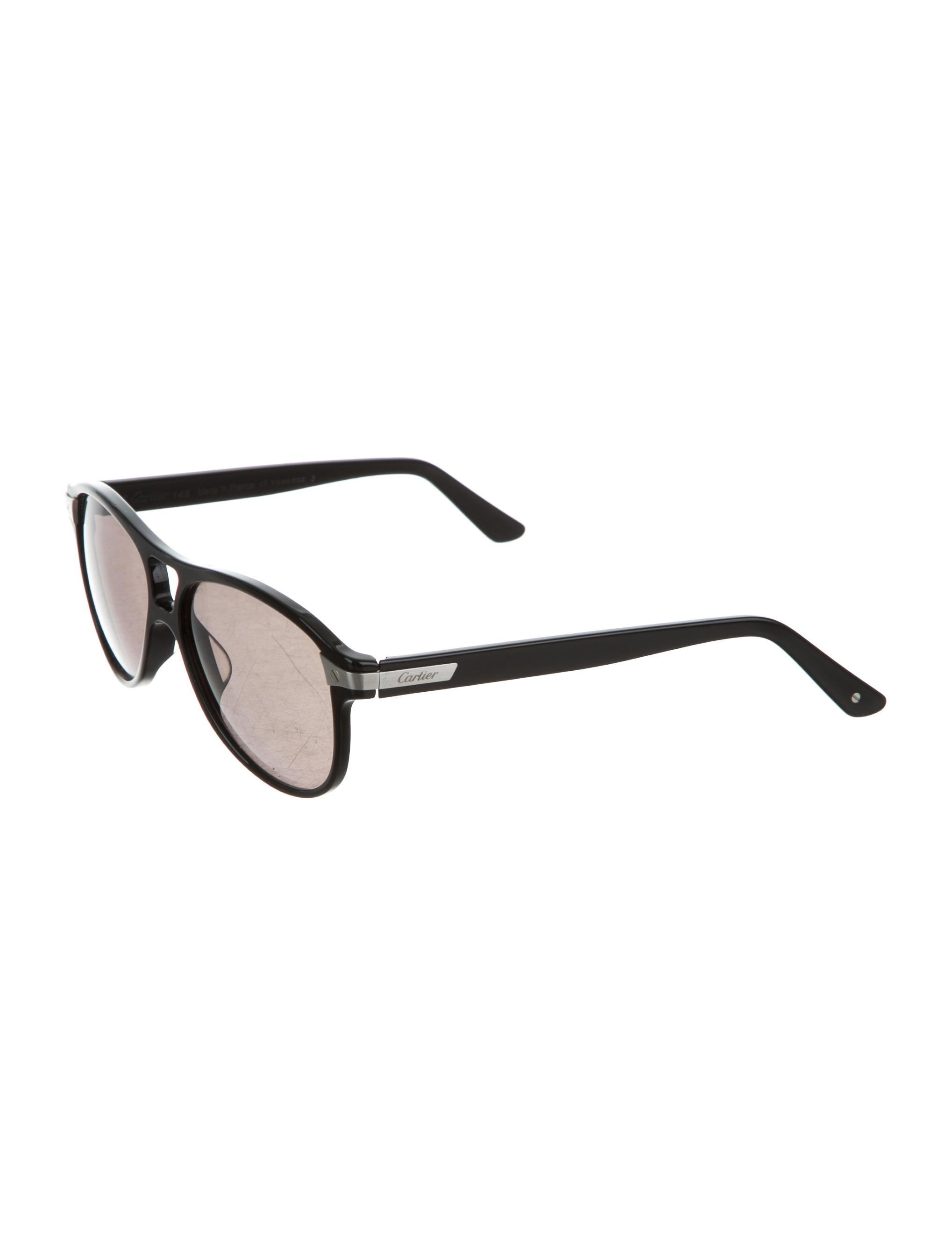 adf7d6a25f9 Cartier Aviator Glasses. Ulugtekin Cartier Men  39 s Santos Aviator Vermeil Sunglasses  Cartier Santos Prescription Eyeglasses GoldenTitanium Aviator Frame ...