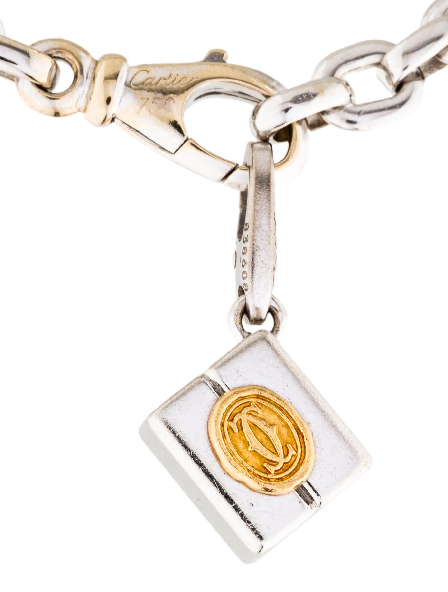 cartier charm link bracelet bracelets crt31027 the