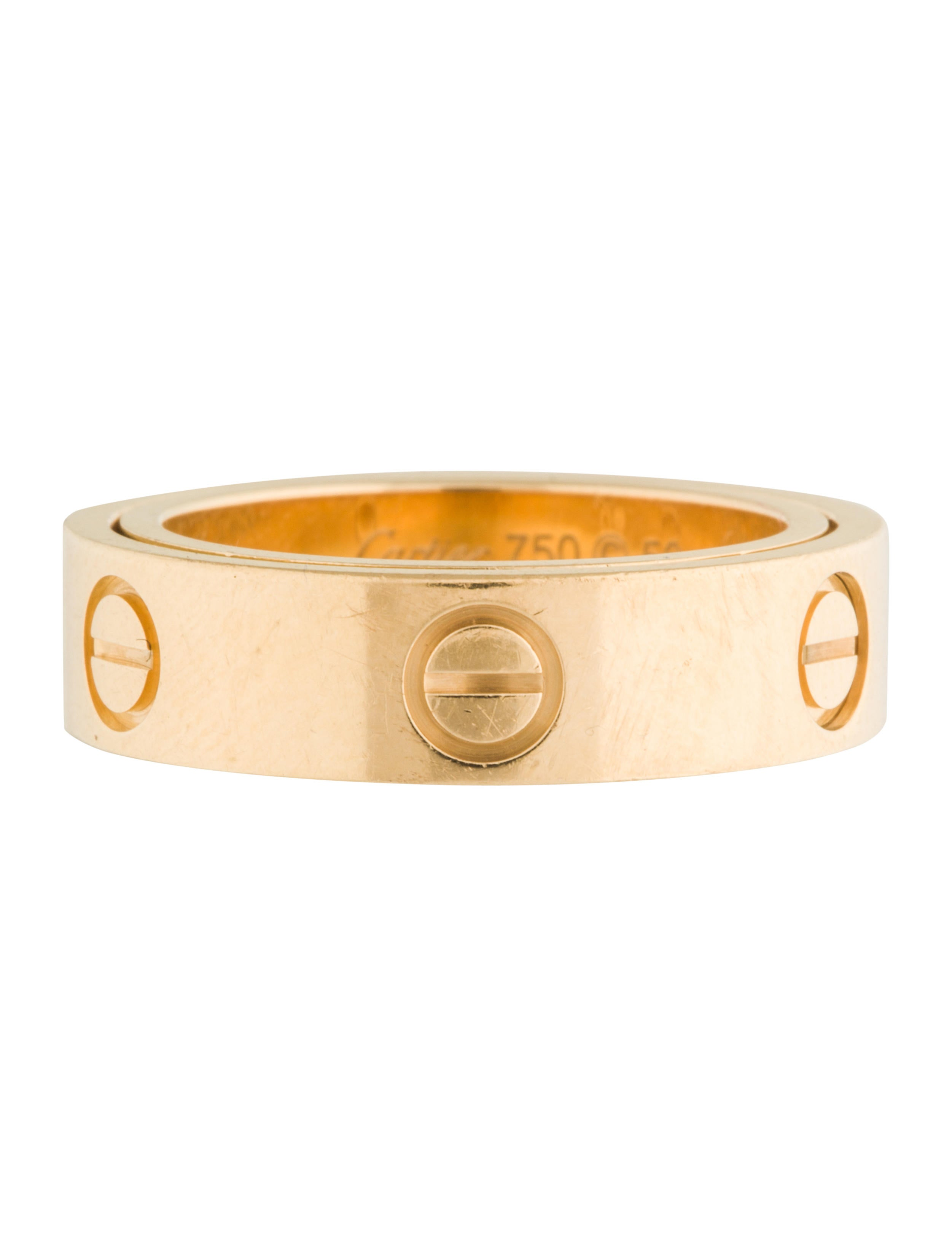 Cartier Astro LOVE Ring - Rings - CRT31148   The RealReal