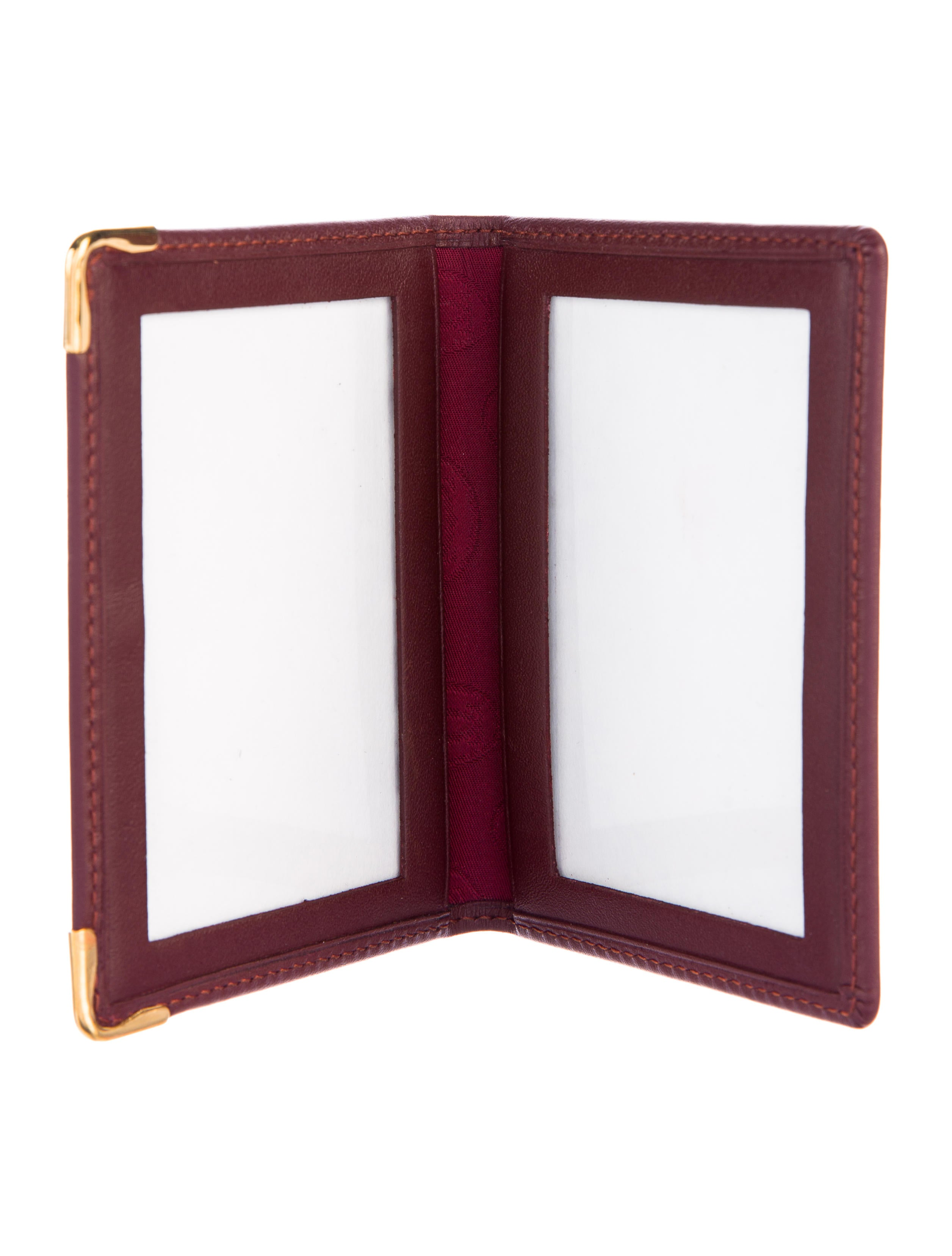 Cartier Must De Cartier Card Holder Decor And