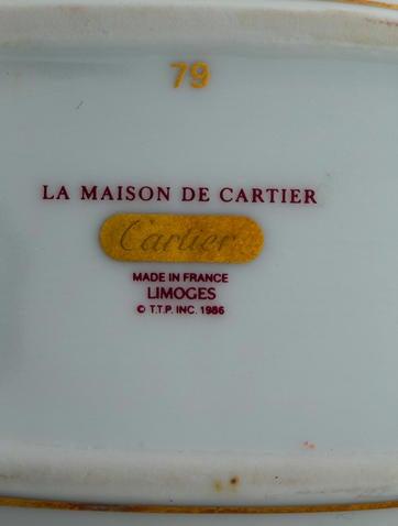 Cartier la maison de cartier small box decor and for La maison home accessories