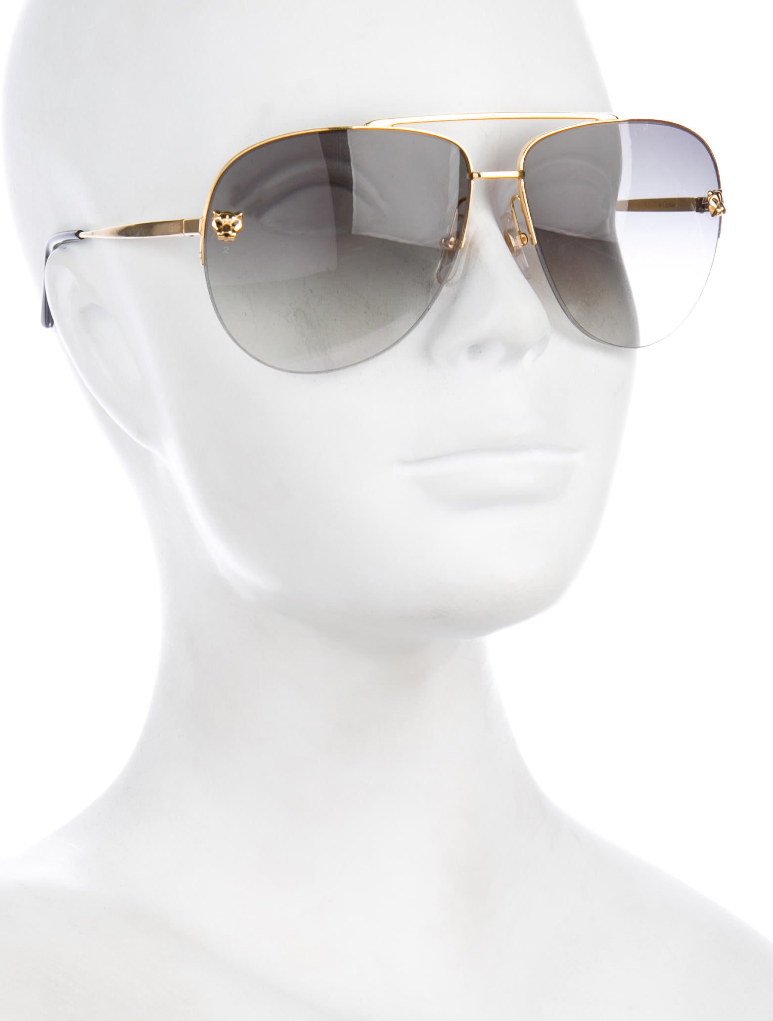 bb2cc099087 Cartier Sunglasses Frame Panthere - Bitterroot Public Library
