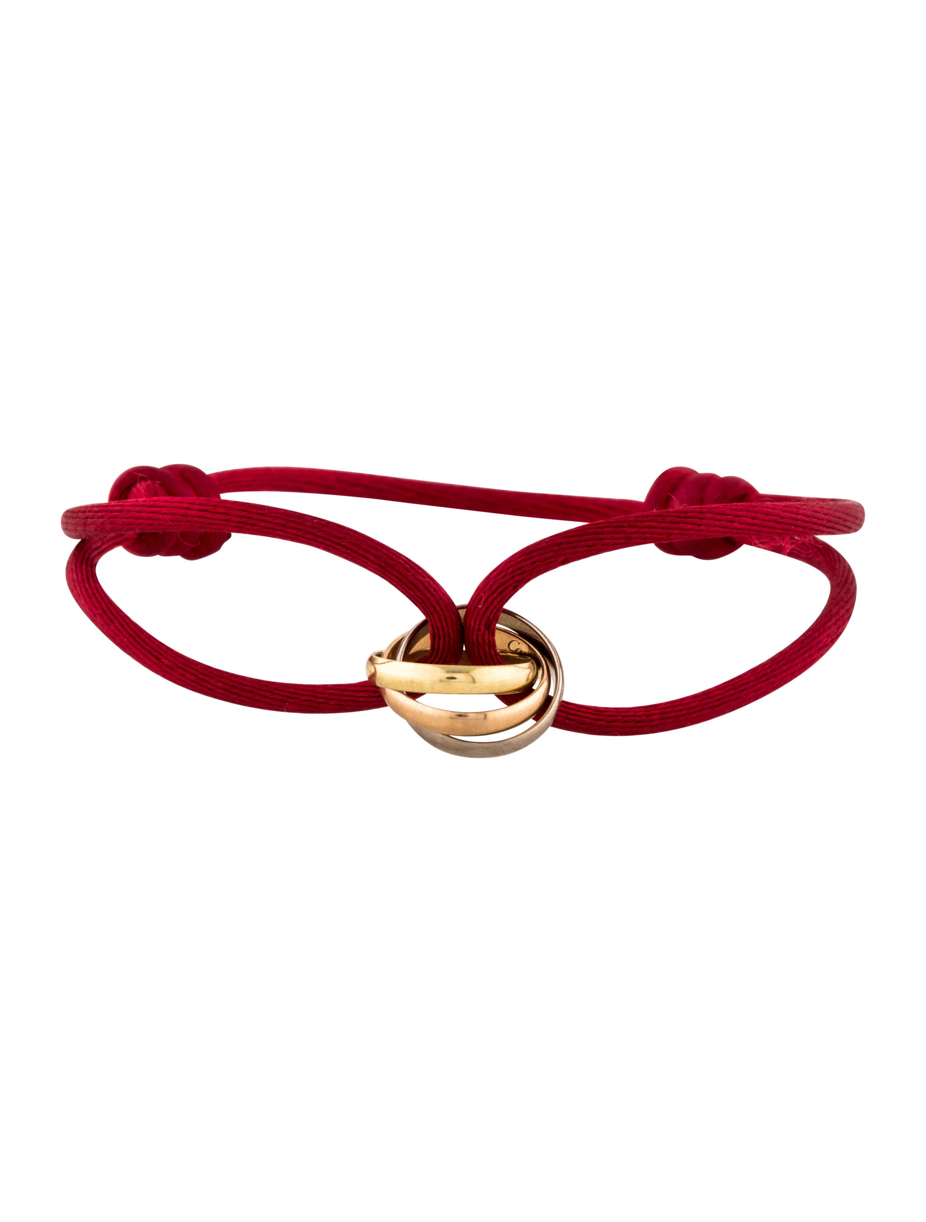Cartier Trinity De Bracelet Bracelets Crt32842 The Realreal