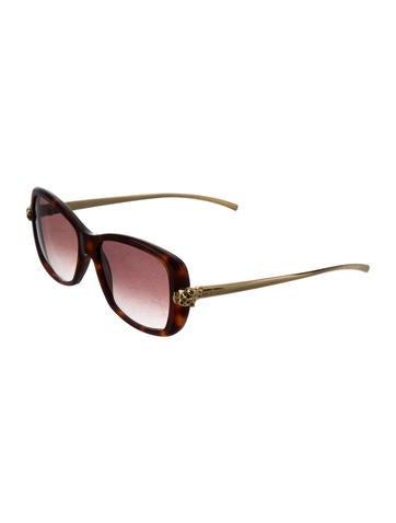 Cartier Panthère Tinted Sunglasses
