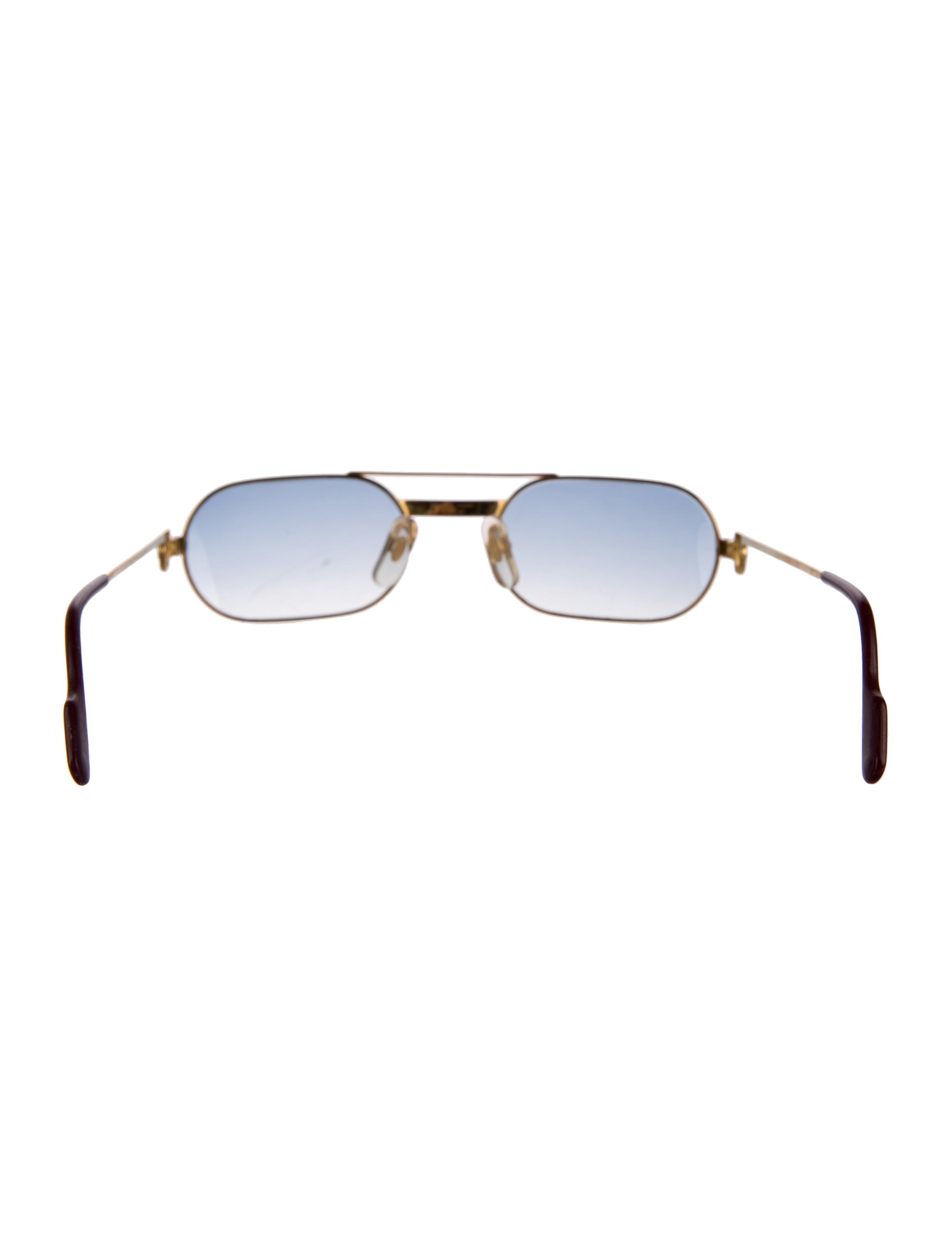 e44c820d372 Vintage Cartier Sunglasses For Men