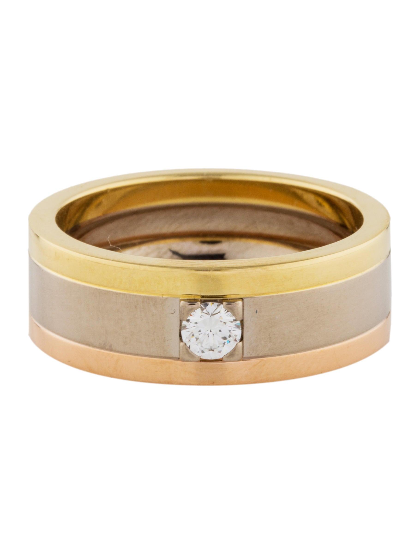 trinity de cartier wedding band - Cartier Wedding Ring