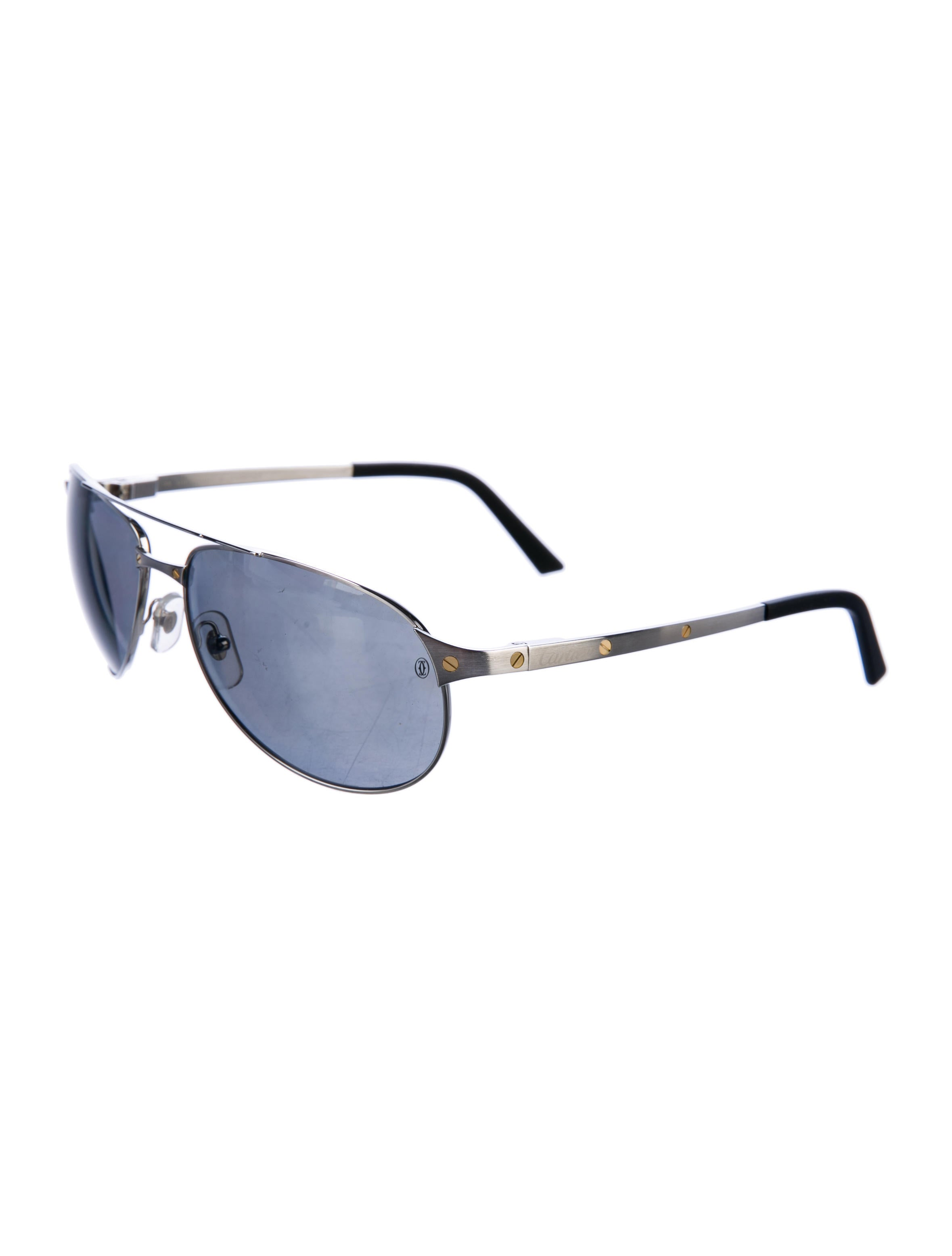 c3584307c98 Cartier Mens Sunglasses Santos - Bitterroot Public Library