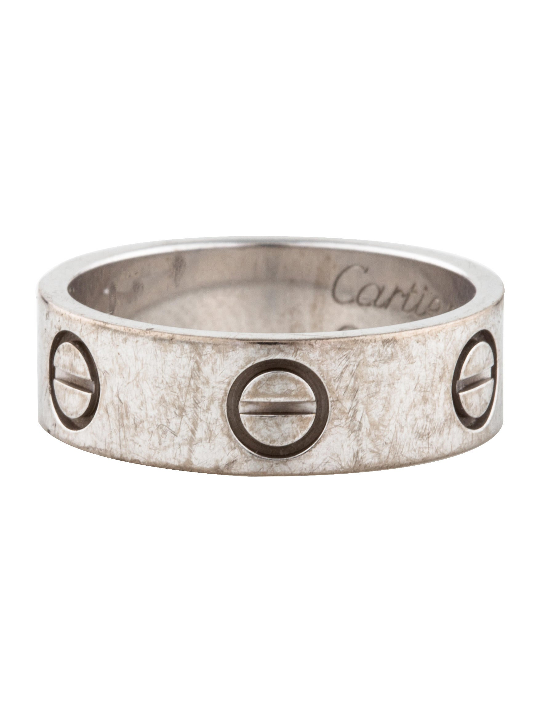 Cartier LOVE Ring - Rings - CRT34864 | The RealReal