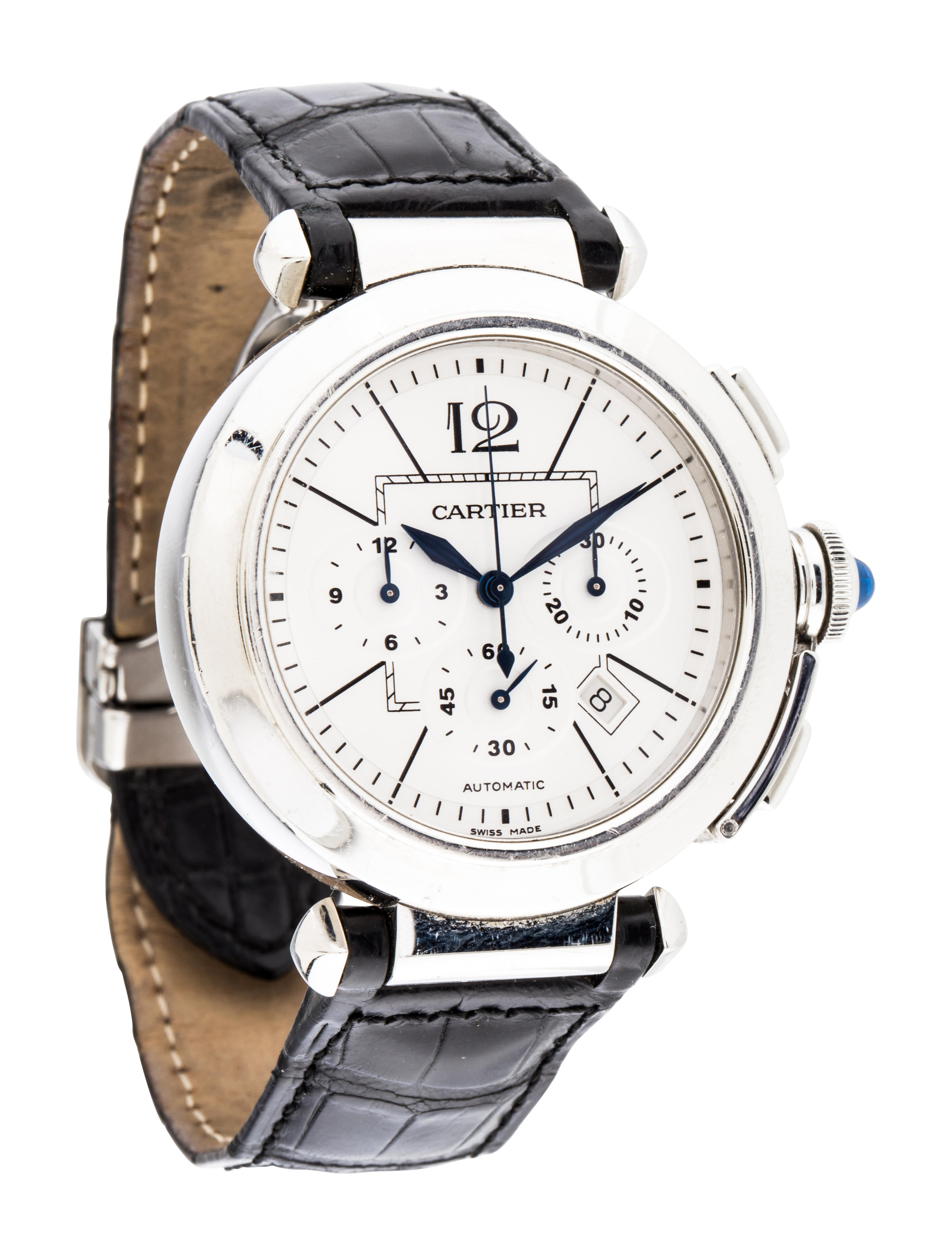 watches santos cartier pinterest pasha pin chronograph