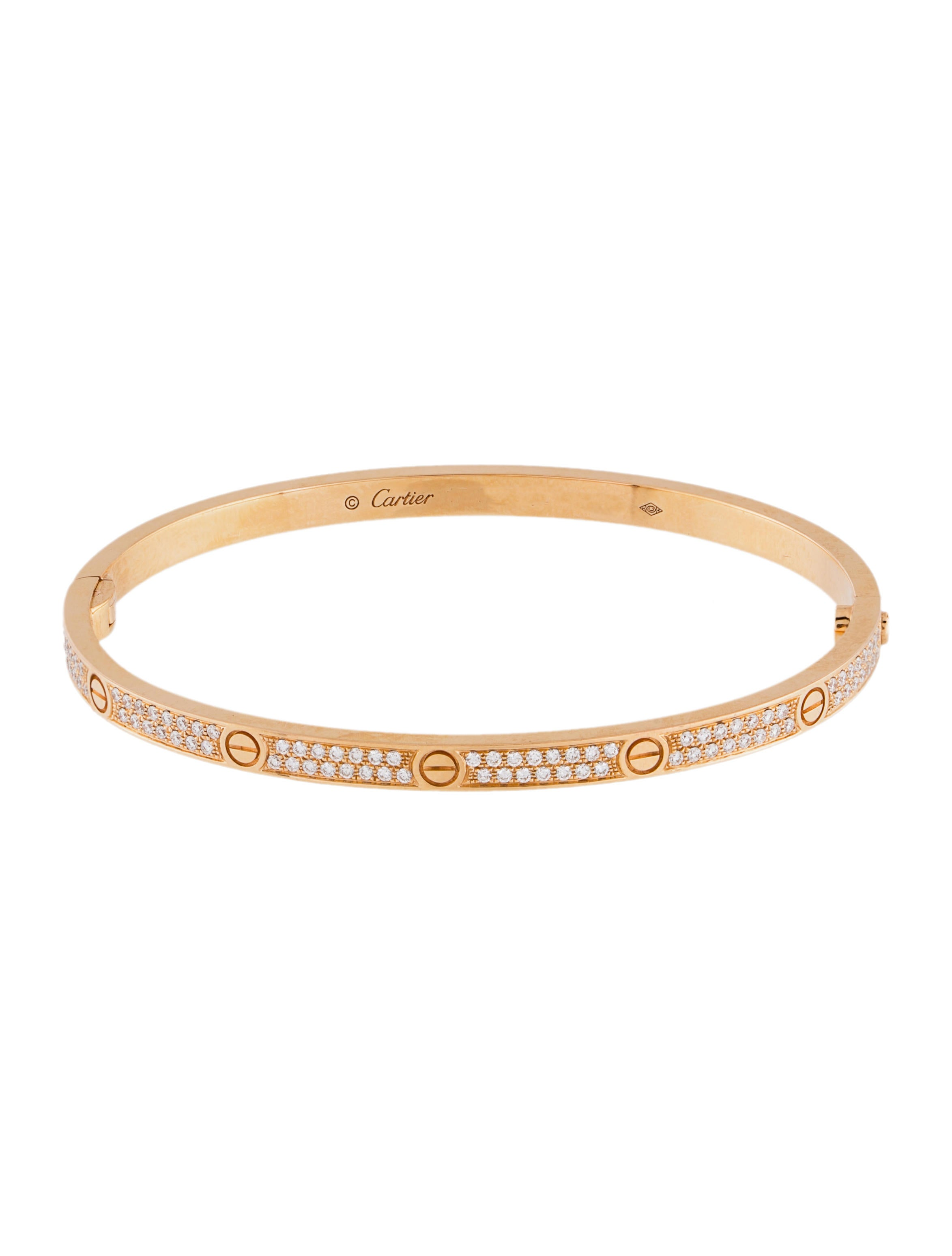 with hulchi stretch bracelet bangles yellow gold station large stackable pave ball belluni products diamond bangle