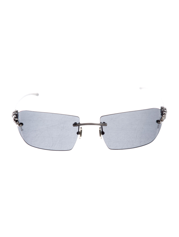 debf87e1d12 Cartier Panthère de Cartier Sunglasses - Accessories - CRT40706 ...