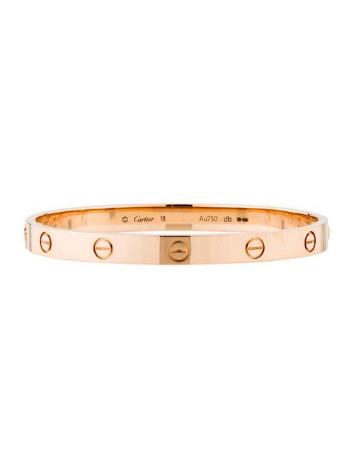 Cartier Love Bracelet yellow