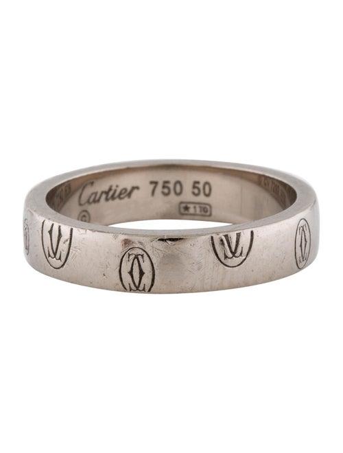 Cartier Logo de Cartier Ring White