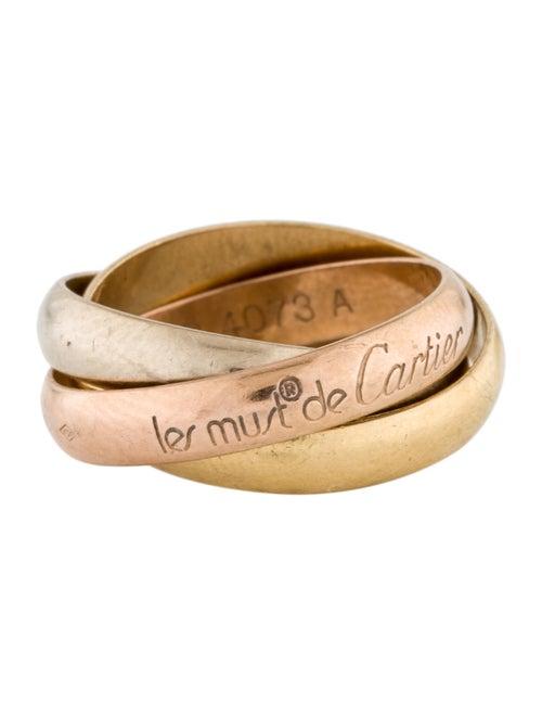 Cartier Vintage Les Must de Cartier Trinity Ring y