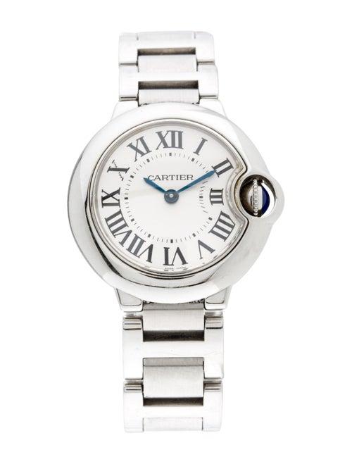 Cartier Ballon Bleu de Cartier Watch Bleu