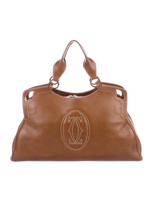 Cartier Marcello de Cartier Bag Brown