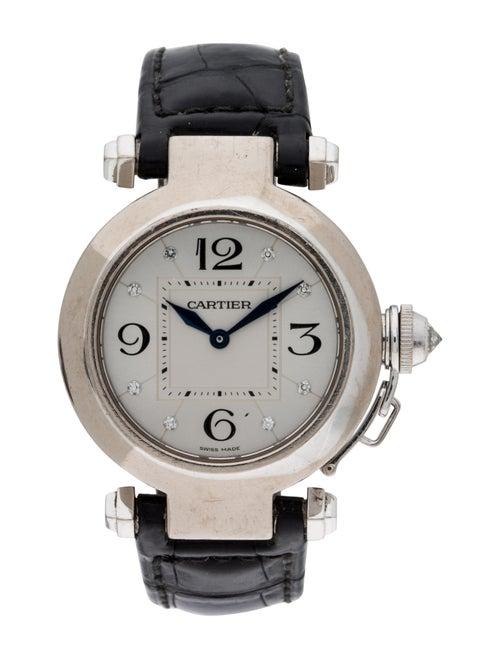 Cartier Pasha de Cartier Watch white