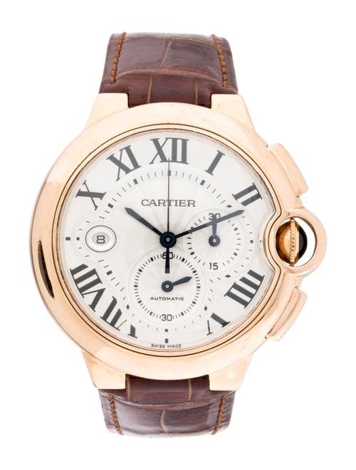 Cartier Ballon Bleu de Cartier Watch rose