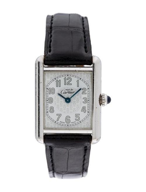Cartier Must de Cartier Watch Silver