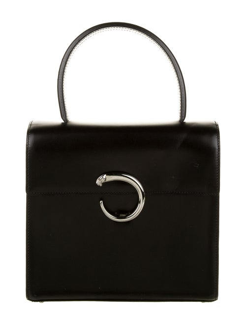 Cartier Panthère de Cartier Bag Black