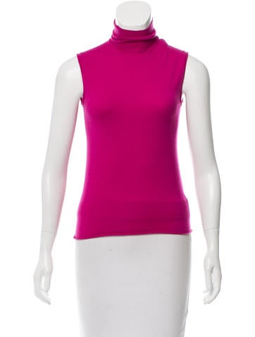 Cruciani Cashmere Sleeveless Top w/ Tags None