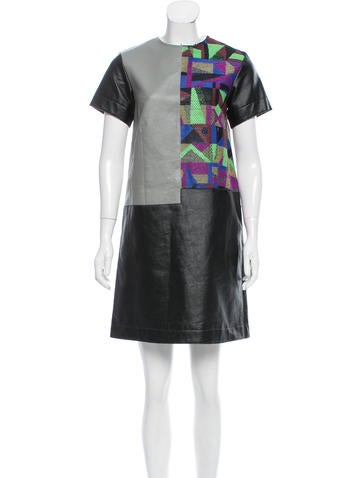 Creatures of the Wind Short Sleeve Midi Dress None