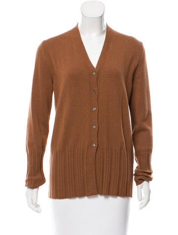 Creatures of the Wind Button-Up Wool Cardigan None