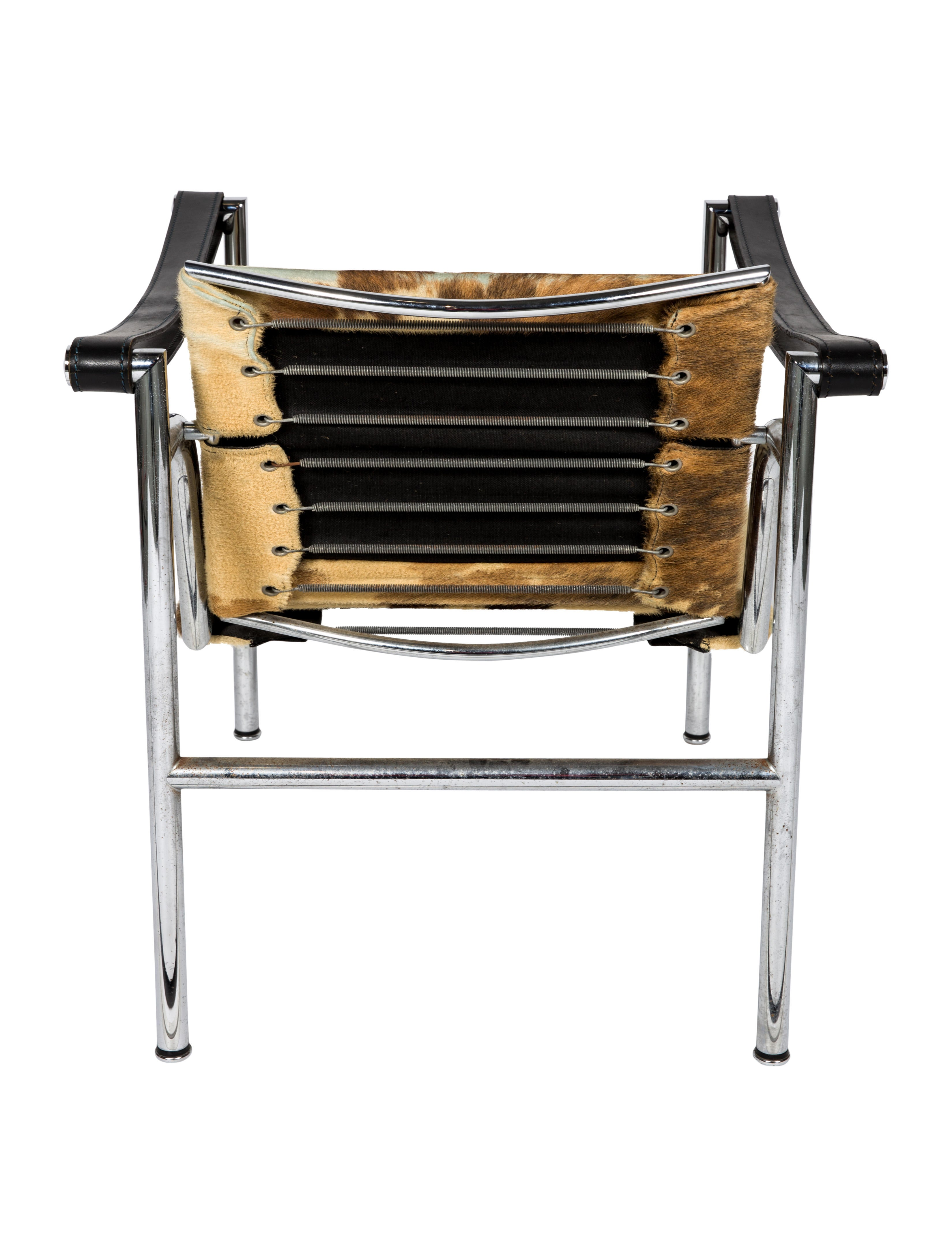 Cassina Lc1 Sling Chair Furniture Csi20029 The Realreal