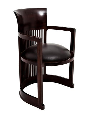 Cassina Frank Lloyd Wright Barrel Chair