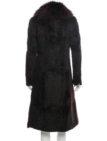 Fur Long Coat