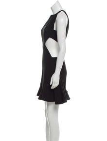 a063c76e33b450 Cushnie et Ochs. Sleeveless Mini Dress w  Tags
