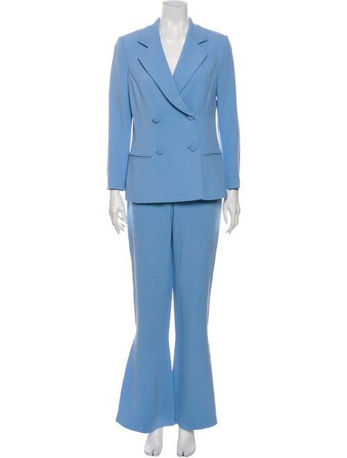 Cushnie Pantsuit Blue