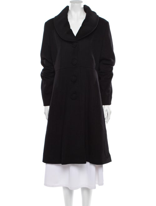 Cinzia Rocca Coat Black