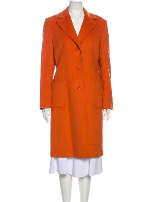 Cinzia Rocca Wool Coat Wool