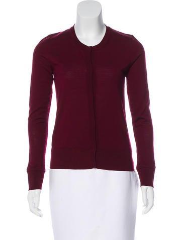 Dolce & Gabbana Wool Knit Cardigan None
