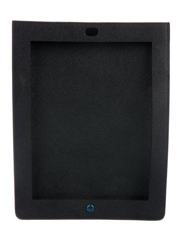 Dolce & Gabbana Leather iPad 2 Case None