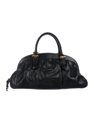 Dolce & Gabbana Leather Handle Bag None