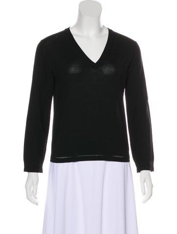 Dolce & Gabbana Wool Knit Top None