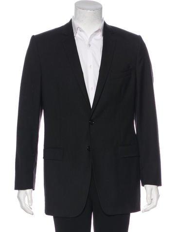Dolce & Gabbana Virgin Wool Blazer None
