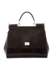 8cadf9e280 Dolce   Gabbana Miss Sicily Bag