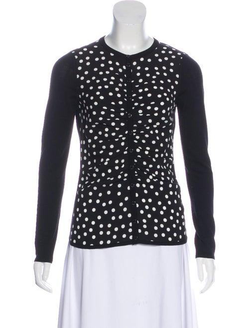 Dolce & Gabbana Lightweight Knit Cardigan Black