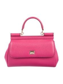 1e8b4ff81e11 Dolce   Gabbana. Miss Sicily Mini Belt Bag