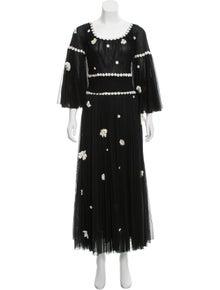 997430c42ef Dolce   Gabbana. 2016 Silk Daisy Dress