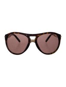 b6404954d7b Dolce   Gabbana. Tortoiseshell Aviator Sunglasses