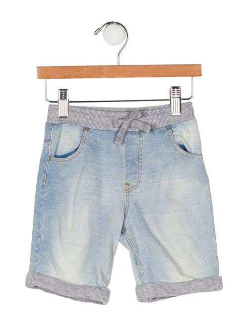 e80b59897cc Dolce & Gabbana Boys' Cuffed Shorts - Boys - DAG145557 | The RealReal