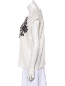 431c6152d97dfe Dolce   Gabbana. Embellished Sleeveless Top