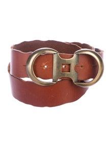1e8f5f2f17f Dolce   Gabbana. Leather Hip Belt